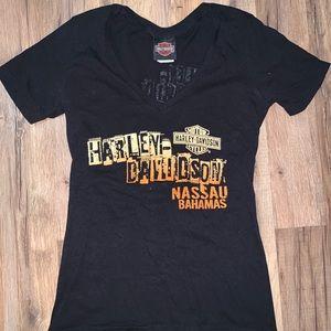 Harley Davidson women's tee